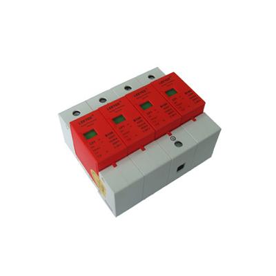 电机宝飞纳得电涌保护器LY1-B60国外包装流程