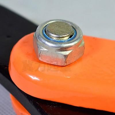钢板钳使用规范-竖吊钢板起重钳设计结构原理-冀力