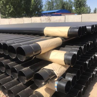 北京轩驰管业现货销售DN50-219热浸塑钢管生产厂家