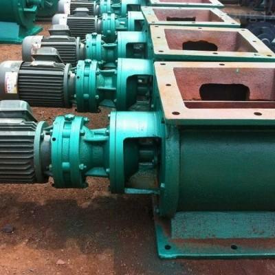 耐高温旋转卸灰阀 铸铁叶轮给料机 电动星型卸料器