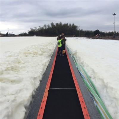 滑雪场爬坡输送设备 雪地魔毯保养方法