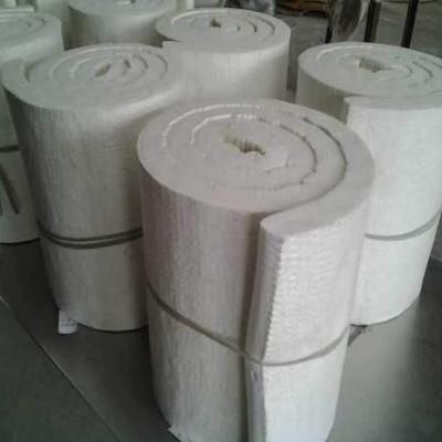 保温材料专业生厂商供应陶瓷纤维毯耐火保温毯