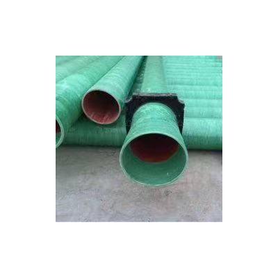 河南周口玻璃钢管生产厂家夹砂管工艺管mpp复合管规格