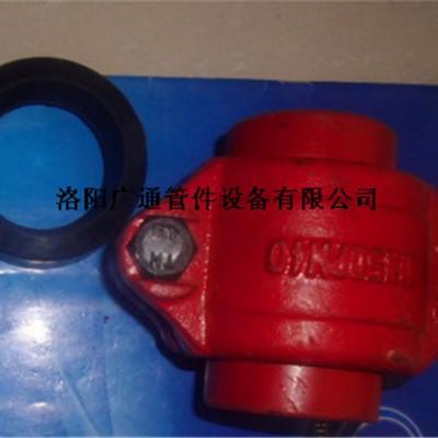 GJH管接头Q235输水管快装连接