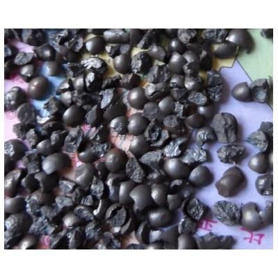 除锈磨料钢砂,铸钢砂,菱角钢砂厂家-山东晟博安