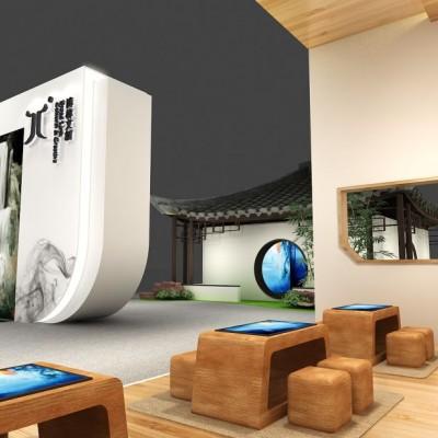 展厅空间设计及布局
