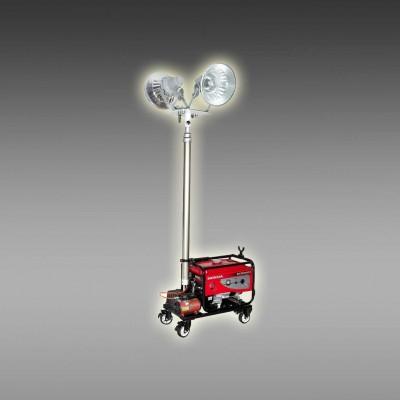 全方位自动升降工作灯 消防照明车 道路施工照明灯