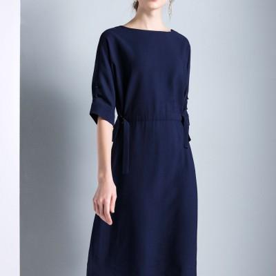 可可桑晨夏装新款 连衣裙 品牌折扣女装 库存服装尾货批发