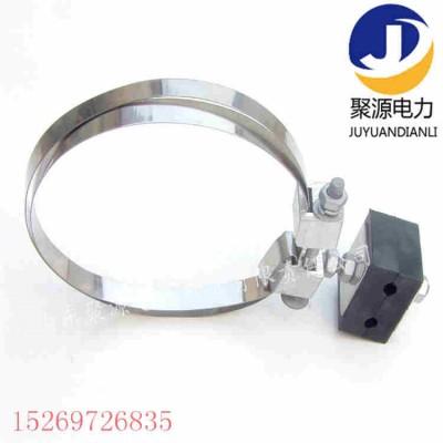 ADSS光缆引下线夹抱箍型杆用引下线夹
