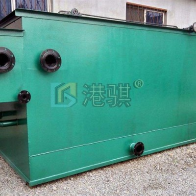 油漆废水处理设备(图片价格品牌厂家)-港骐科技
