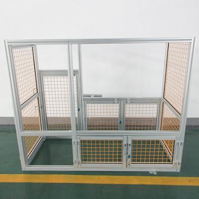 浙江设备防护罩保护员工生命安全-澳宏铝业