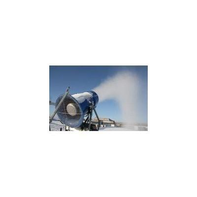 炮式造雪机出雪量大滑雪场设备造雪机