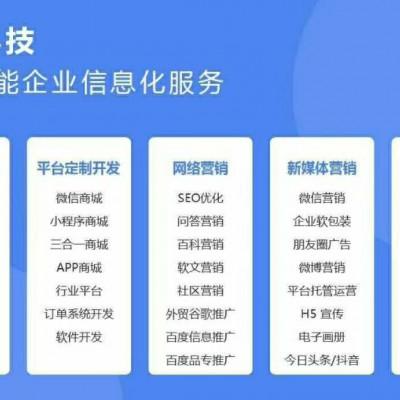 网络推广找凤星科技
