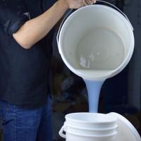 翻模硅胶价格 液体模具硅胶厂家25度模具硅胶